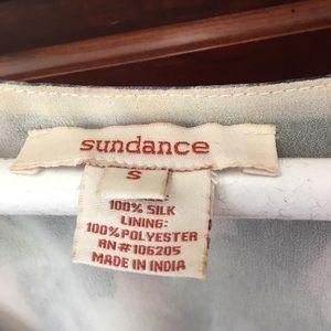 Sundance Tops - EUC SUNDANCE Floral Flowy Sugarplum Garden Blouse